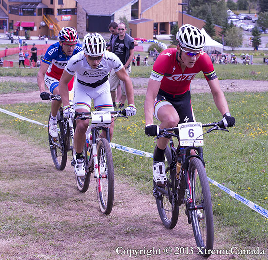 UCI Mountain bike Cross Country World Cup Mont-Sainte-Anne  - slideshow