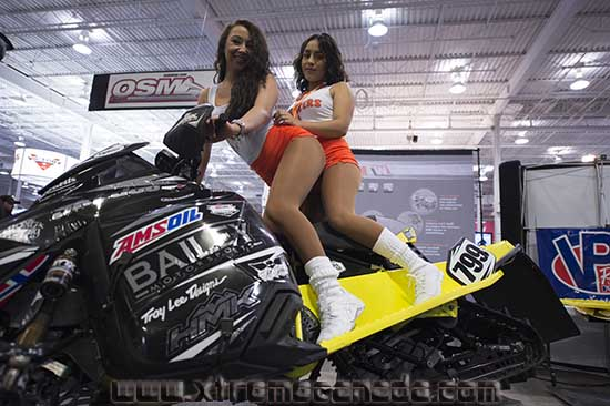 2015 Toronto Snowmobile and ATV trade show