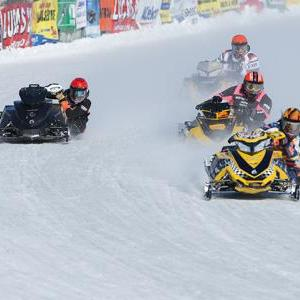 Bonnechere Cup Oval Track Snowmobile